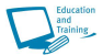 EC EDUCATION AND TRAINING  Logo